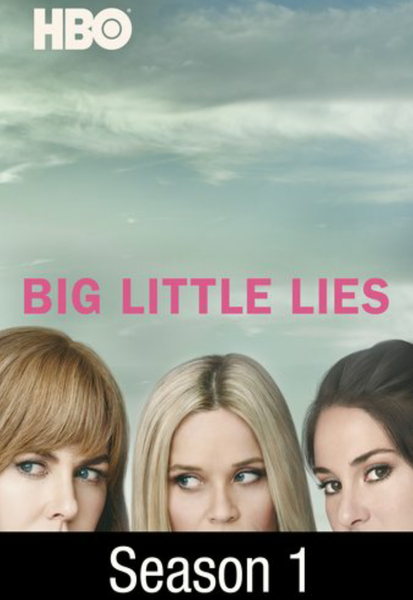 Big Little Lies Season 1 Vudu HDX Digital Code (7 Episodes)
