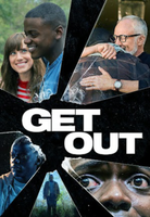Get Out HD Digital Code (Redeems in Movies Anywhere; HDX Vudu & HD iTunes & HD Google Play Transfer From Movies Anywhere)
