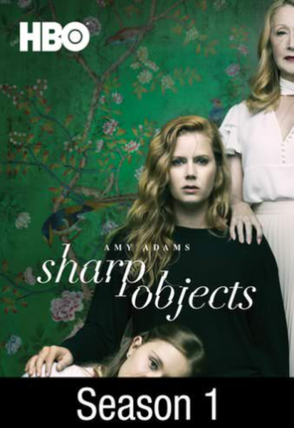 Sharp Objects Season 1 Vudu HDX Digital Code (8 Episodes)