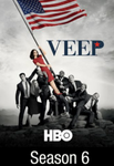 Veep Season 6 iTunes HD Digital Code (10 Episodes)