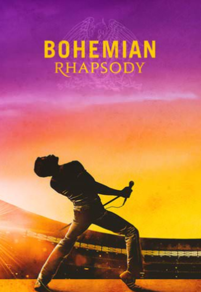 Bohemian Rhapsody HD Digital Code (Redeems in Movies Anywhere; HDX Vudu & HD iTunes & HD Google Play Transfer From Movies Anywhere)