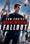 Mission: Impossible - Fallout Vudu HDX Digital Code