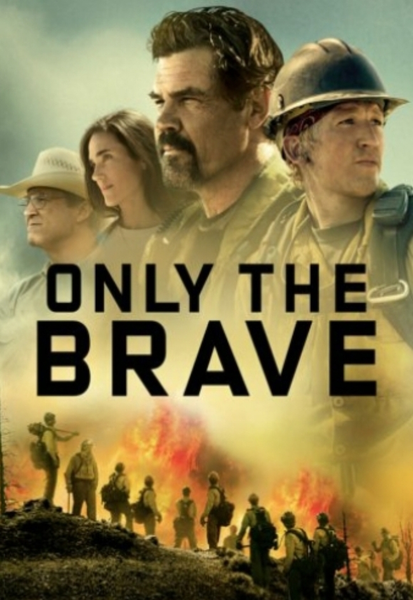 Only the Brave Vudu SD or iTunes SD or Google Play SD or Movies Anywhere SD Code (SD iTunes & SD Google Play Transfer From Movies Anywhere)  (THIS IS A STANDARD DEFINITION [SD] CODE)
