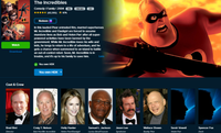 The Incredibles 2-Movie Collection HD Digital Codes (Redeems in Movies Anywhere; HDX Vudu & HD iTunes & HD Google Play Transfer From Movies Anywhere) (Full Codes, No Disney Insiders Points) (2 Movies, 2 Codes)