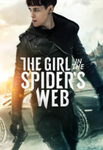 The Girl In The Spider's Web Vudu HDX or iTunes HD or Google Play HD or Movies Anywhere HD Code (HD iTunes & HD Google Play Transfer From Movies Anywhere)