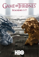 Game Of Thrones Seasons 1-7 Google Play HD Digital Code (67 Episodes, 7 Seasons, 1 Code)