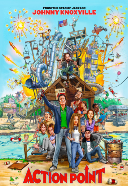 Action Point iTunes HD Code