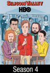Silicon Valley Season 4 Vudu HDX Digital Code (10 Episodes)