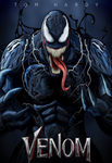 Venom Vudu SD or iTunes SD or Google Play SD or Movies Anywhere SD Code (SD iTunes & SD Google Play Transfer From Movies Anywhere) (THIS IS A STANDARD DEFINITION [SD] CODE)