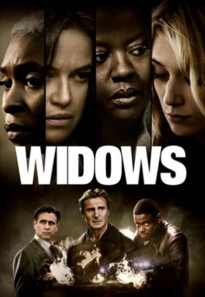 Widows HD Digital Code (Redeems in Movies Anywhere; HDX Vudu & HD iTunes & HD Google Play Transfer From Movies Anywhere)