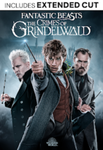 Fantastic Beasts: The Crimes Of Grindelwald Vudu HDX or iTunes HD or Google Play HD or Movies Anywhere HD Code (HD iTunes & HD Google Play Transfer From Movies Anywhere) (Theatrical & Extended Versions)