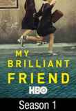 My Brilliant Friend Season 1 iTunes HD Digital Code (8 Episodes) (Foreign Language Series)