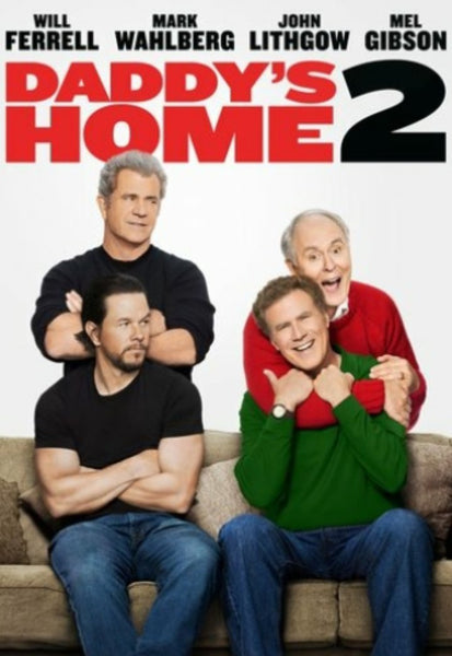 Daddy's Home 2 iTunes 4K Code