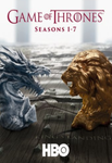 Game Of Thrones Seasons 1-7 Vudu HDX Digital Code (67 Episodes, 7 Seasons, 1 Code)