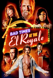 Bad Times At The El Royale Vudu HDX or iTunes HD or Google Play HD or Movies Anywhere HD Code (HD iTunes Transfers From Movies Anywhere)