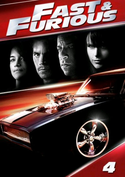 Fast & Furious (2009) Vudu HDX Code (Redeems in Vudu; HD iTunes & HD Google Play Transfer Across Movies Anywhere)