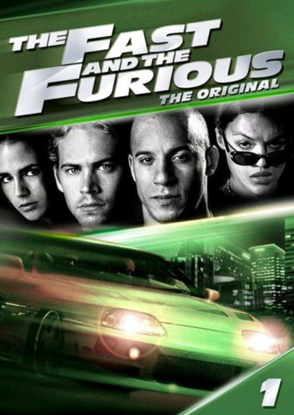 The Fast And The Furious (2001) HD Digital Code (Redeems in Movies Anywhere; HDX Vudu & HD iTunes & HD Google Play Transfer Across Movies Anywhere)