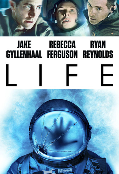 Life (2017) Vudu HDX or iTunes HD or Google Play HD or Movies Anywhere HD Code (HD iTunes & HD Google Play Transfer From Movies Anywhere)