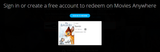 Bambi Walt Disney Signature Collection HD Digital Code (Redeems in Movies Anywhere; HDX Vudu & HD iTunes & HD Google Play Transfer From Movies Anywhere) (Full Code, No Disney Insiders Points)