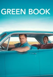 Green Book Vudu HDX or iTunes HD or Google Play HD or Movies Anywhere HD Code (HD iTunes & HD Google Play Transfer From Movies Anywhere)