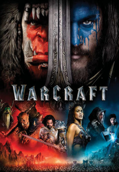 Warcraft iTunes 4K Code (Redeems in iTunes; UHD Vudu & 4K Google Play Transfer Across Movies Anywhere - SEE ITEM DESCRIPTION)