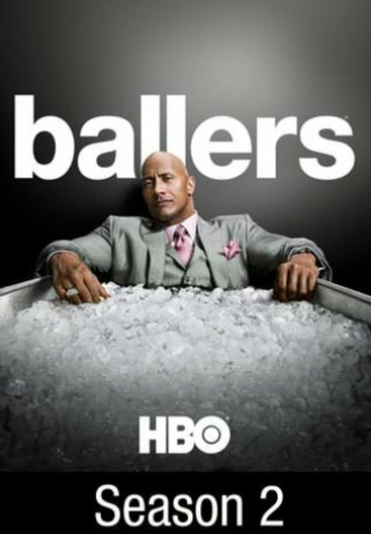 Ballers Season 2 Vudu HDX Digital Code (10 Episodes)