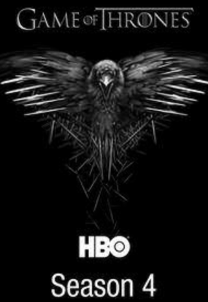Game Of Thrones Season 4 Vudu HDX Code (10 Episodes)