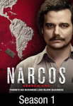 Narcos Season 1 Vudu HDX Digital Code (10 Episodes)
