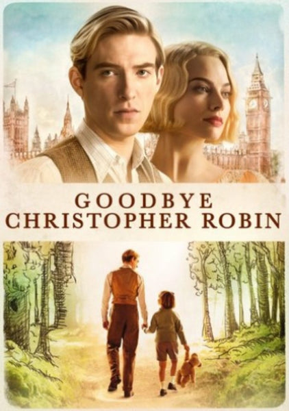 Goodbye Christopher Robin iTunes 4K Code (Redeems in iTunes; UHD Vudu Transfers Across Movies Anywhere - SEE ITEM DESCRIPTION) (THIS IS NOT THE DISNEY MOVIE 'CHRISTOPHER ROBIN')
