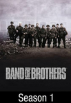 Band of Brothers Vudu HDX Digital Code (Mini-series, 10 Episodes)