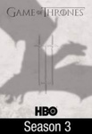 Game Of Thrones Season 3 Vudu HDX Code (10 Episodes)