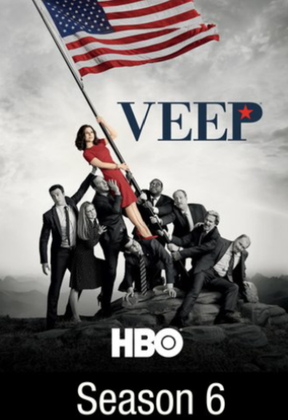 Veep Season 6 Vudu HDX Digital Code (10 Episodes)