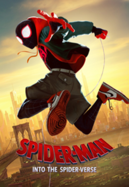 Spider-Man: Into The Spider-Verse SD Digital Code (Redeems in Movies Anywhere; SD Vudu & SD iTunes & SD Google Play Transfer From Movies Anywhere) (THIS IS A STANDARD DEFINITION [SD] CODE)