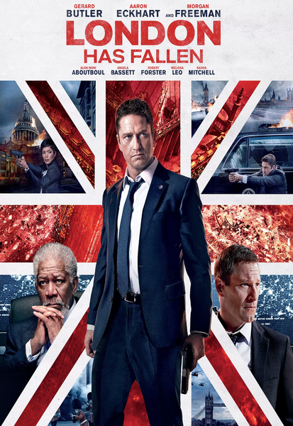 London Has Fallen iTunes HD Code (Redeems in iTunes; HDX Vudu & HD Google Play Transfer Across Movies Anywhere)