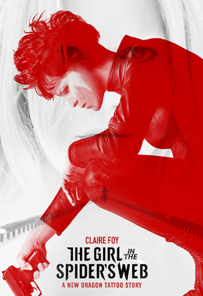The Girl In The Spider's Web Vudu SD or iTunes SD or Google Play SD or Movies Anywhere SD Code (SD iTunes & SD Google Play Transfer From Movies Anywhere) (THIS IS A STANDARD DEFINITION [SD] CODE)