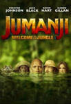 Jumanji: Welcome to the Jungle (2017) HD Digital Code (Redeems in Movies Anywhere; HDX Vudu & HD iTunes & HD Google Play Transfer From Movies Anywhere)