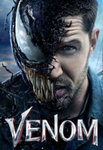 Venom HD Digital Code (Redeems in Movies Anywhere; HDX Vudu & HD iTunes & HD Google Play Transfer From Movies Anywhere)