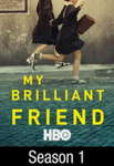 My Brilliant Friend Season 1 Vudu HDX Code (8 Episodes) (Foreign Language Series)