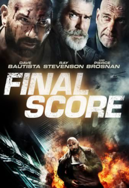 Final Score Vudu HDX or Google Play HD Code