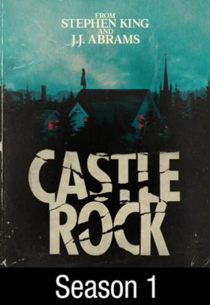 Castle Rock Season 1 Vudu HDX Code (10 Episodes)