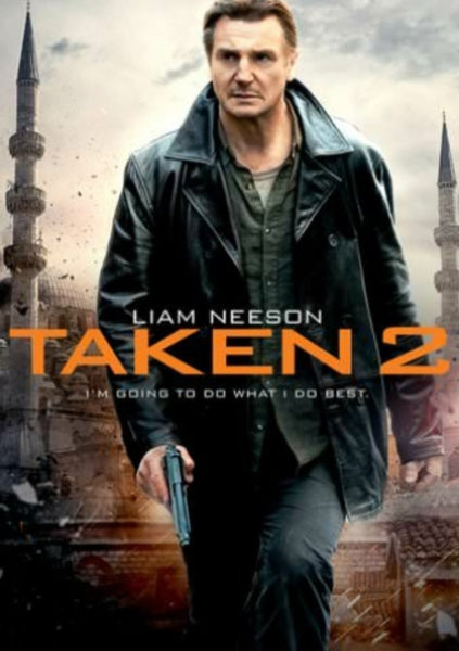 Taken 2 (Theatrical Version) Vudu HDX or iTunes HD or Google Play HD or Movies Anywhere HD Code (HD iTunes Transfers From Movies Anywhere)