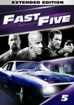 Fast Five (Extended Version) HD Digital Code (Redeems in Movies Anywhere; HDX Vudu & HD iTunes & HD Google Play Transfer Across Movies Anywhere)