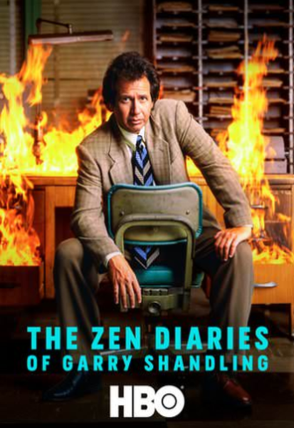 The Zen Diaries Of Garry Shandling iTunes HD Digital Code (Parts 1 and 2)