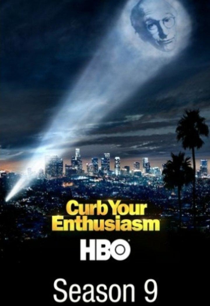 Curb Your Enthusiasm Season 9 Vudu HDX Digital Code (10 Episodes)