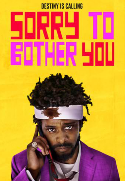 Sorry To Bother You HD Digital Code (Redeems in Movies Anywhere; HDX Vudu & HD iTunes & HD Google Play Transfer From Movies Anywhere)