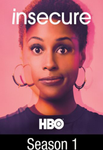 Insecure Season 1 Vudu HDX Digital Code (8 Episodes)