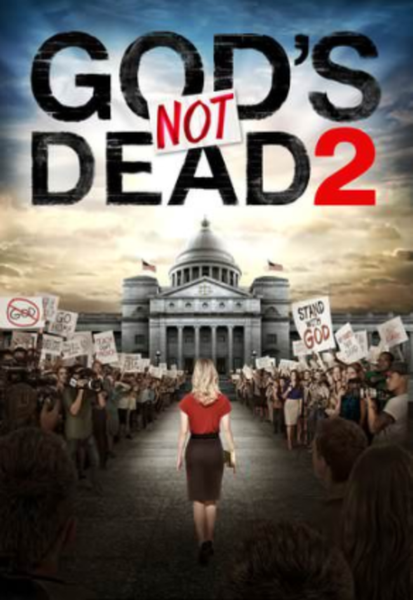 God's Not Dead 2 iTunes HD Code (Redeems in iTunes; HDX Vudu & HD Google Play Transfer Across Movies Anywhere)