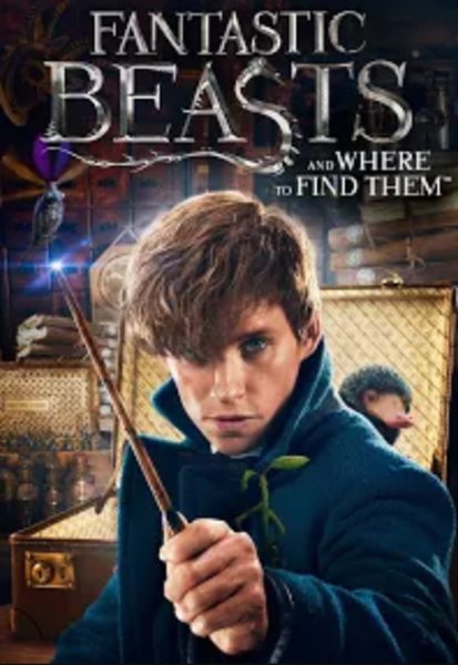 Fantastic Beasts And Where To Find Them (2016) 4K Digital Code (Redeems in Movies Anywhere; UHD Vudu & 4K iTunes & 4K Google Play Transfer From Movies Anywhere)