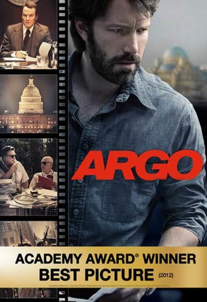 Argo (Theatrical Version) HD Digital Code (Redeems in Movies Anywhere; HDX Vudu & HD iTunes & HD Google Play Transfer From Movies Anywhere)