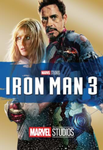 Iron Man 3 HD Digital Code (Redeems in Movies Anywhere; HDX Vudu & HD iTunes & HD Google Play Transfer From Movies Anywhere) (Full Code, No Disney Insiders Points)